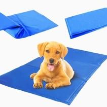 Koelmat voor huisdieren - Cooling mat - 90 x 50 cm - Verkoelende mat voor katten en honden