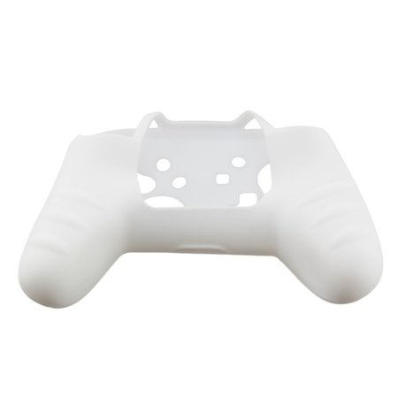 Geeek Silicone Protective Skin for Nintendo Switch Pro Controller - White