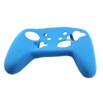 Silicone Beschermhoes Skin voor Nintendo Switch Pro Controller - Blauw
