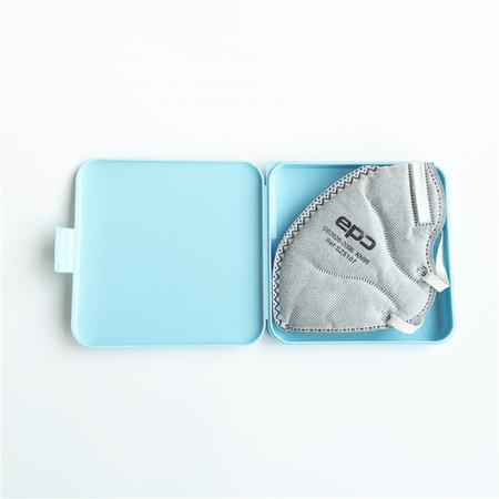 Beschermhoesje voor Mondkapjes - Mondmasker Opbergcase Cover