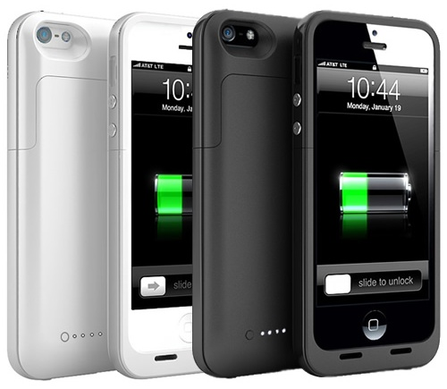 the latest 684be cf1a4 Geeek Ultra Slim iPhone 5 / 5S Power Bank Case Cover 2200 mAh