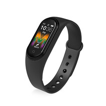 Smartband M5 Fitniss activity tracker Pedometer- Black