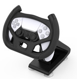 Geeek Gaming Racing Steering Wheel PS5 Controller Holder Race Station - Playstation 5