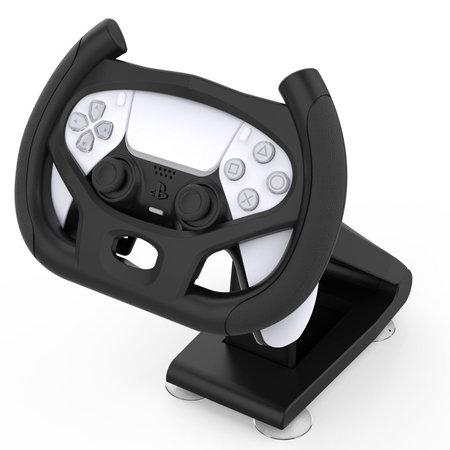 Geeek Gaming Racing Stuurwiel PS5 Controller Houder Race Station - Playstation 5