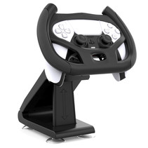 Gaming Racing Steering Wheel PS5 Controller Holder Race Station - Playstation 5