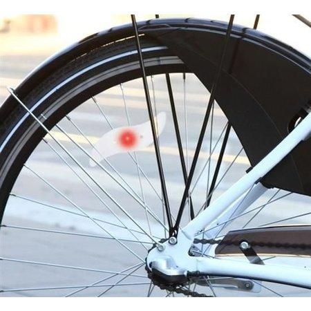 LED-Speichenbeleuchtung Fahrradbeleuchtung 2-teiliges Set