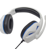 Geeek Gaming Headset Over-Ear Surround Stereo Game Earphones with Microphone for PS5 / PS4 / Xbox One / Mac / PC