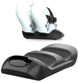 Geeek Duales Schnellladedock für die Ladestation für PS5 DualSense-Controller