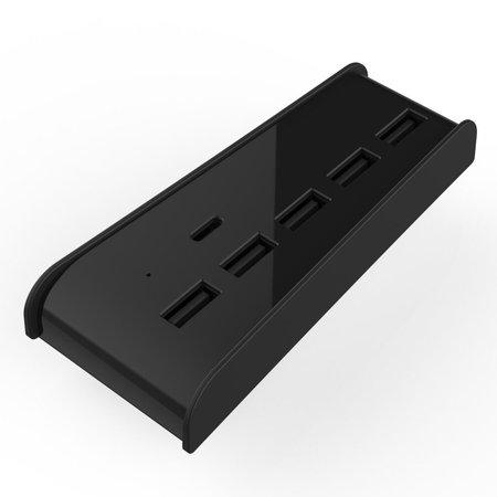 Geeek 5 Port USB HUB High Speed USB Splitter for PS5 Game Console
