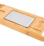 Luxe Bamboe Uitschuifbaar Badrek Badplank