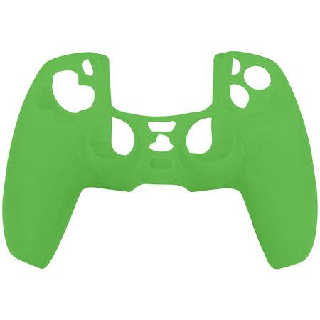 Geeek Silikonhülle für PS5 DualSense Controller - Grün