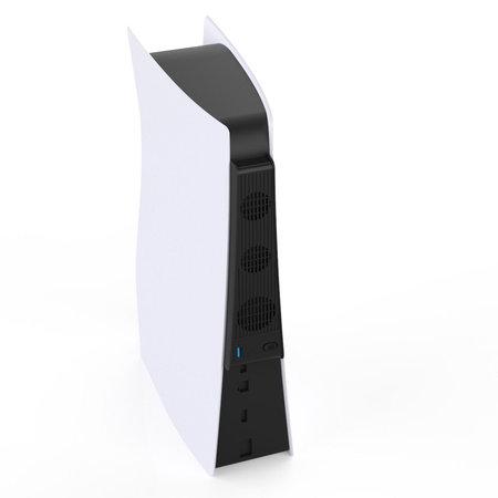 Geeek Lüfter für PS5-Spielekonsole - Lüfter