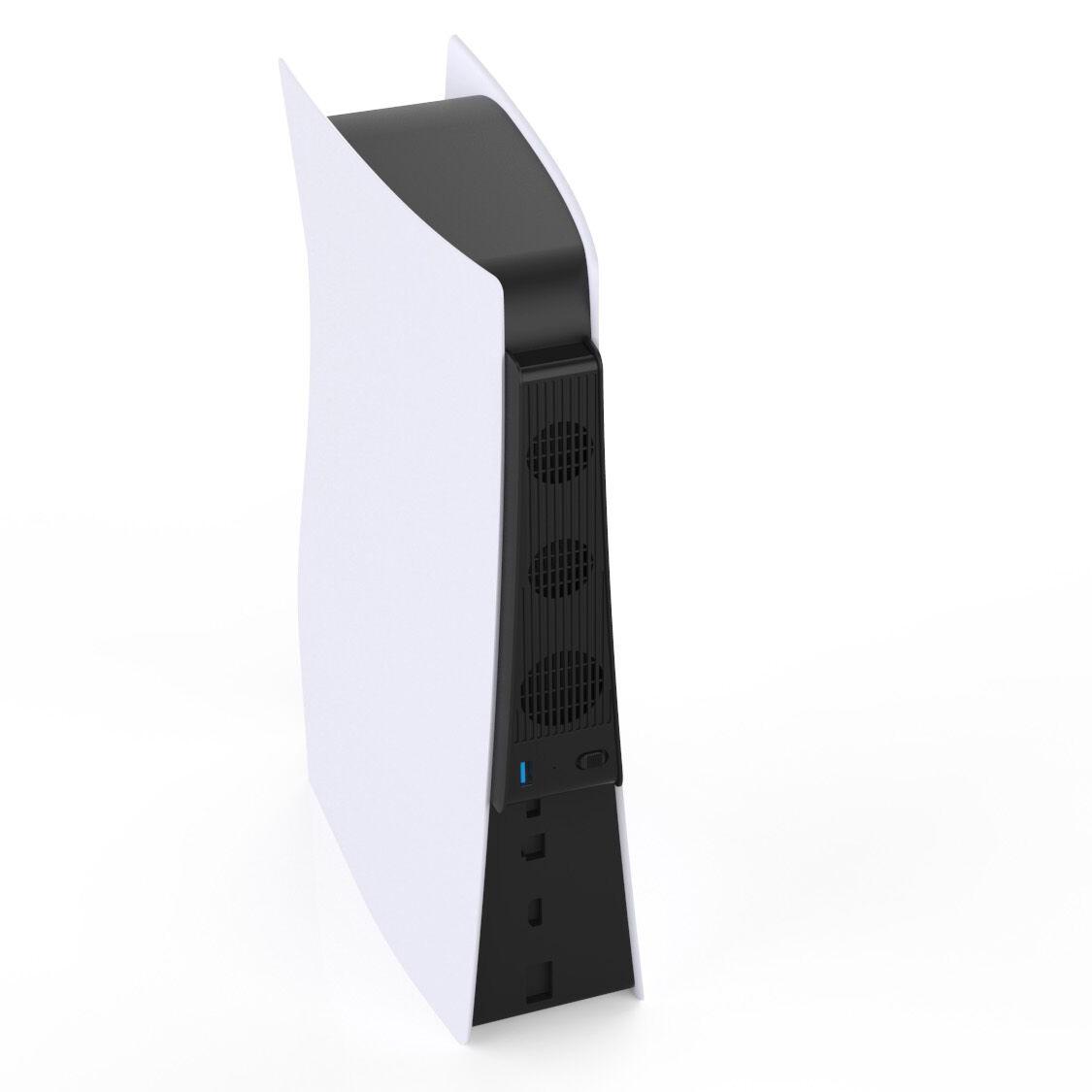 Dankzij deze externe koelventilator voor je ps5 gaming console raakt deze zeker niet oververhit tijdens het ...