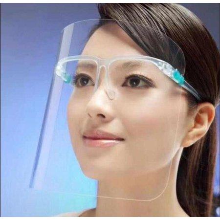 Gesichtsschutz Spritzschutz - Hygienemaske - Maske - Nicht medizinisch