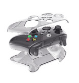 Geeek Crystal Case Hard Shell Cover voor Xbox Series X / S Controller - Transparant