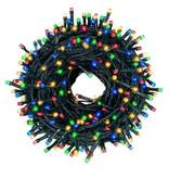 Weihnachtsbeleuchtung 200 LED-Leuchten - Kaltweiß - Innen / Außen - IP44 - 23m