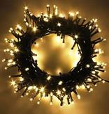 Christmas lighting 200 LED lights - Warm White - Indoor / Outdoor - IP44 - 23m
