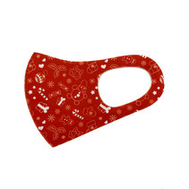 Mouth mask Fashion Ice Silk Cotton Christmas | Mouth Nose Mask | Mouth mask