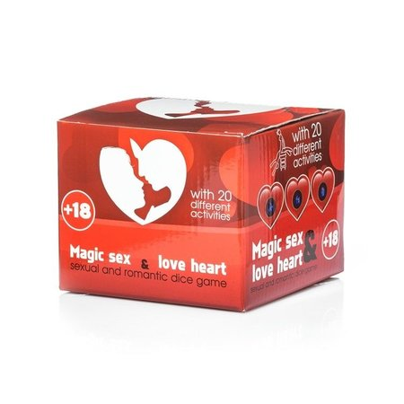 Magic Heart Sex Positions Game