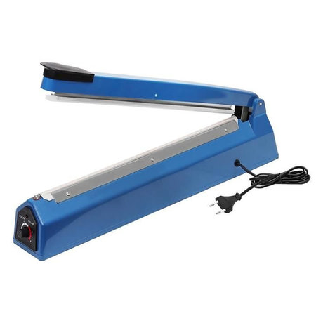 Geeek Handdichtungsvorrichtung 40cm - Folienschweißgerät - 2 mm - Folienschweißgerät