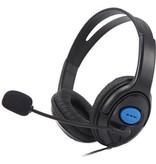 Gaming Headset Stereo voor de PS4