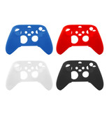 Geeek Silicone Case Cover Skin voor Xbox Series X / S Controller - Blauw
