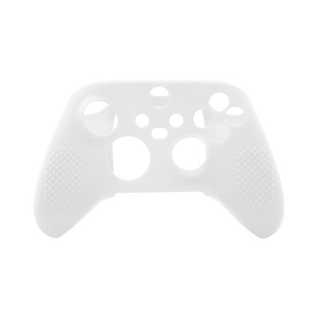Geeek Silicone Case Cover Skin voor Xbox Series X / S Controller - Wit