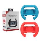 Nintendo Switch - Joy-con Rennradsatz - Rot & Blau