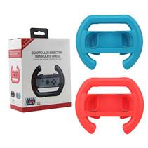 Nintendo Switch - Joy-con Racing Wheel Set - Red & Blue