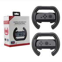Nintendo Switch - Joy-con Rennradsatz - Schwarz