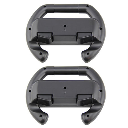 Nintendo Switch - Joy-con Racing Wheel Set - Black