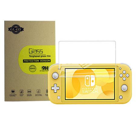 Displayschutzfolie aus gehärtetem Glas für Nintendo Switch Lite