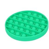 Pop it Fidget Toy- Known from TikTok - Round- Green