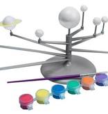Planetarium Bouwpakket met 9 planeten - Zonnestelsel - DIY