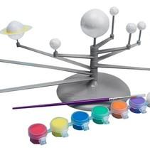 Planetarium Building kit with 9 planets - Solar system - DIY