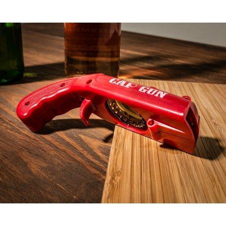 Cap Gun - Beer cap shooter - Bottle opener
