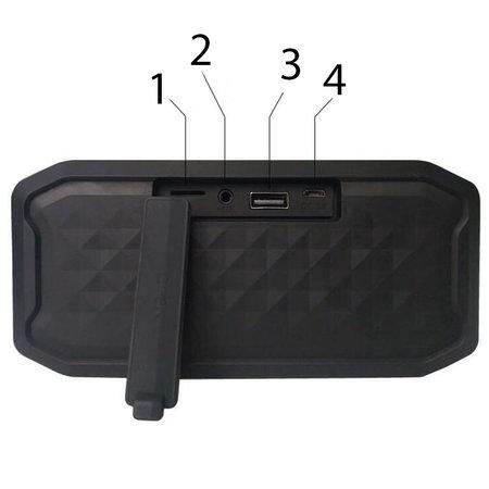 Waterproof Bluetooth Speaker M3