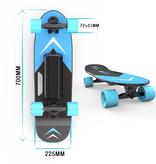 Geeek Electric Skateboard with remote control - 150W - 12-15 km / h