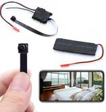Mini Spy Camera - Spy Camera - 4,000 mAh Battery