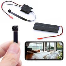 Mini-Spionagekamera - Spy Kamera - 4.000 mAh Akku