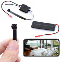 Mini Spy Camera Mini Spy Camera - Spionage Camera - 4.000 mAh Accu