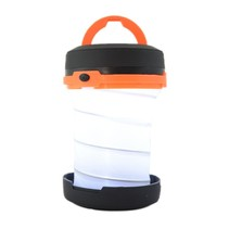 2-in-1 Camping Lamp / Camping Lantern and Flashlight - LED with 3 functions