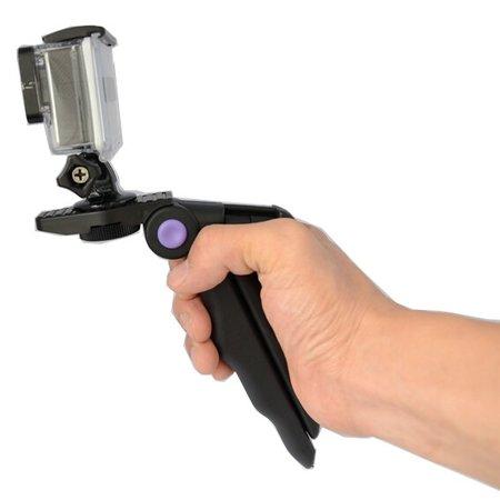 Geeek 3-Beinhalterung / Selfie Stativ / Griff für GoPro
