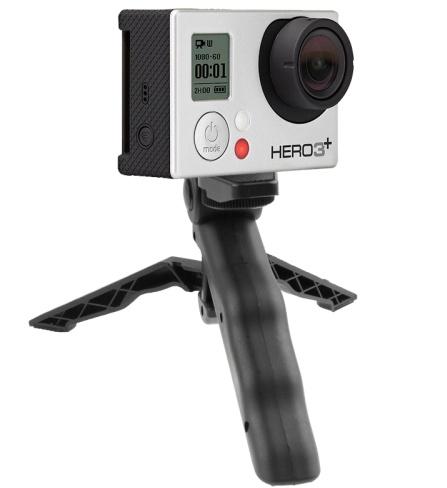 De tafel en camera statief met een hoogte van 10 cm, is een bijzonder compact statief voor divers gebruik van ...
