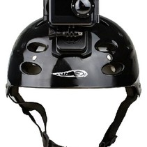 Extra Firm Helmet holder Set voor GoPro