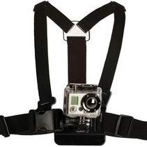 Chest Mount Harnas / Borstriem Houder voor GoPro