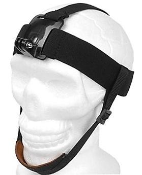 Deze extra stevige hoofdband voor gopro is erg licht van gewicht en zal erg stevig op je hoofd zitten.super ...