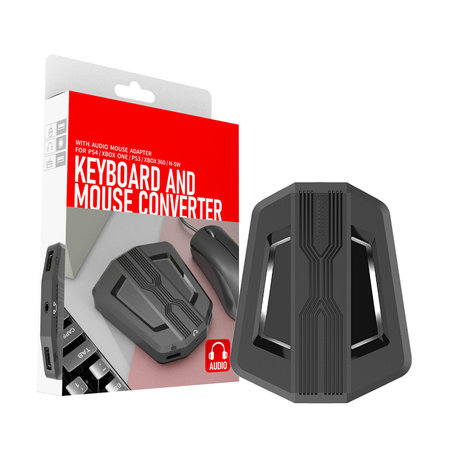 Keyboard and Mouse Converter for PS4 / XBOX ONE / PS3 / Nintendo Switch