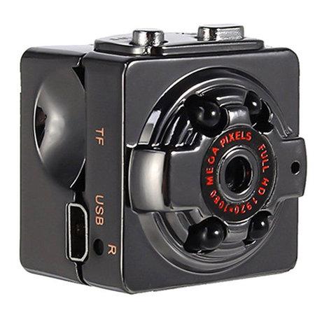 Mini Spy Cam Full HD 1080P DV Action Camera Dashcam
