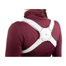 Back Brace Posture Corrector with Sensor - Back Corrector - Posture Correction - Back Brace against Back Pain - Adjustable Back Belt